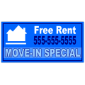 Free Rent Banner 101