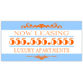 Luxury Apartments Banner 101
