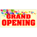 Grand Opening Banner 108