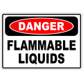 Danger Flammable Liquids 101