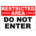 Restricted Do No Enter 101