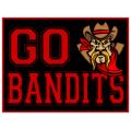 Go Bandits Sign 101