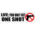 Gun Control Sticker 106