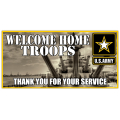 WELCOME HOME BANNER 112
