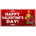 Valentines Banner 107