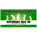 Golf Banner 103