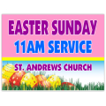 Easter Sign 103