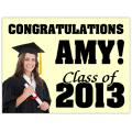 Graduation Sign 104