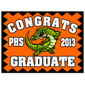 Graduation Sign 110