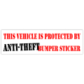 Funny Bumper Sticker 123