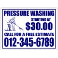 Pressure Washing 110