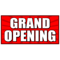 Grand Opening Banner 102