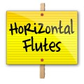 18x24 Blank Yellow Signs with Horizontal Flutes